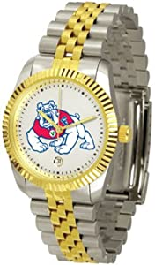 Fresno State Bulldogs The Executive Mens Watch by SunTime