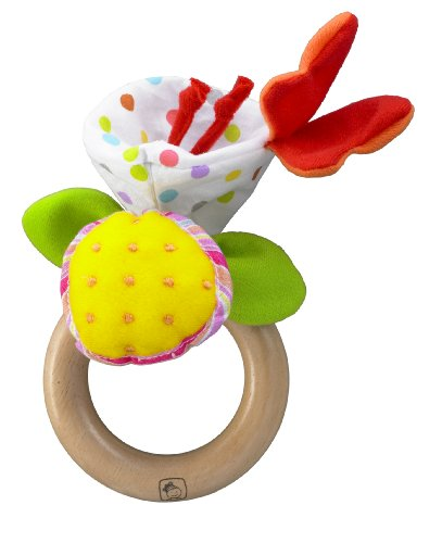 Wonderworld Flower Ring front-777911