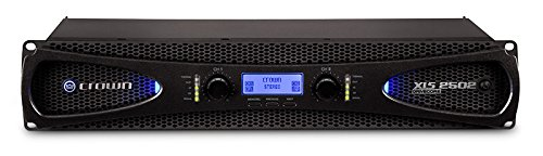 Crown XLS2502 Two-channel, 775W at 4Ω Power Amplifier (Crown Power compare prices)