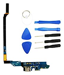 Generic Charging Port & Microphone Flex Cable with 4pc Tool Set for Samsung Galaxy S 4 SGH-i337