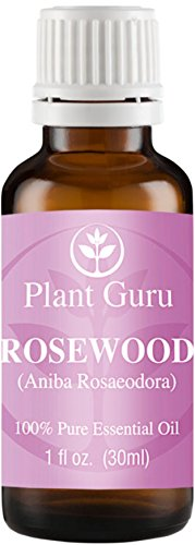 Rosewood Essential Oil. 30 ml (1oz) 100% Pure, Undiluted, Therapeutic Grade.