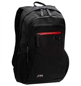 puma bmw m motorsport rucksack bag with. Black Bedroom Furniture Sets. Home Design Ideas