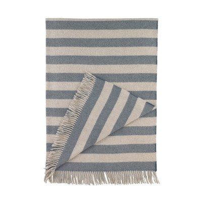 Fleece Blanket With Fringe