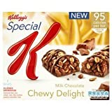 Kellogg's Special K Milk Chocolate Chewy Delight 4 X 24G