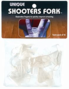 Buy Unique Sports Basketball Shooters Fork-Ball Grip & Shooting Training Control by Unique Sports