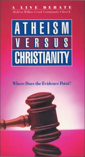 Atheism Versus Christianity [VHS]