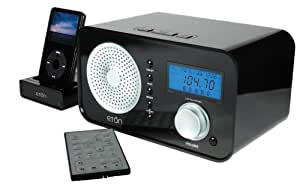 Etn Sound 100 iPod Dock, Black (Discontinued by Manufacturer)