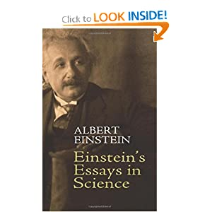 student essays albert einstein Albert einstein was a german-born theoretical physicist who developed the  theory of relativity,  he also published an essay, my first impression of the  usa, in july 1921, in which he tried briefly to  during an address to caltech's  students, einstein noted that science was often inclined to do more harm than  good.