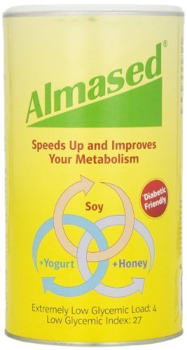 Almased Synergy Diet Powder, 17.6 Oz (Multi-Pack)
