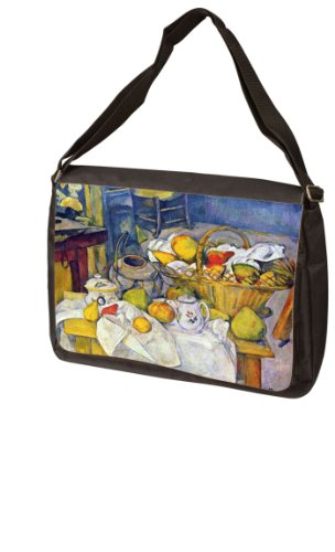 Still Life  Fruit Basket By Paul Cezanne Laptop