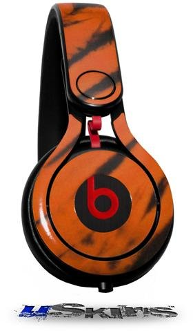Tie Dye Bengal Belly Stripes Decal Style Skin (Fits Genuine Beats Mixr Headphones - Headphones Not Included)