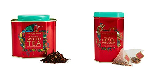 フォートナム&メイソン クリスマスティー2015 2缶セット [並行輸入品]