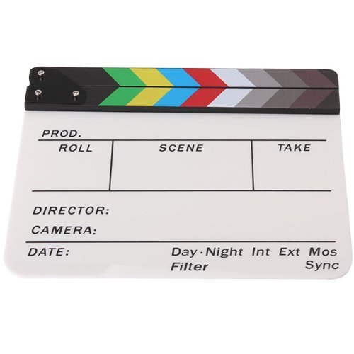 docooler-acrylic-colorful-clapperboard-tv-film-movie-slate-cut-role-play-prop-hollywood
