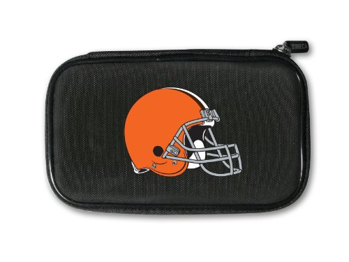 NFL Cleveland Browns Travel Case for Nintendo 3DS,6.75x4.2-Inch