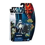 Star Wars 2012 Clone Wars Action Figure CW No. 13 Captain Rex