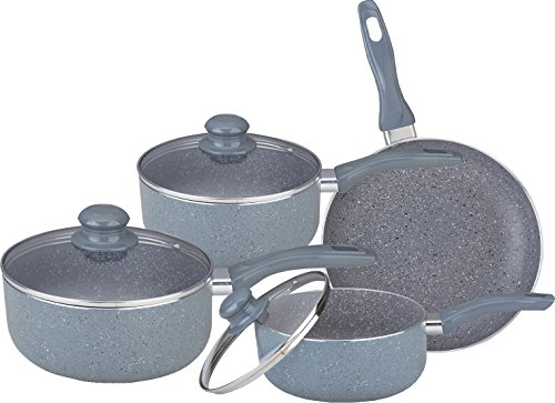 7pc-marble-coated-aluminium-non-stick-cookware-set-frying-pan-saucepan-glass-lid-grey