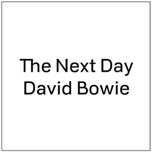 The-Next-Day-7-Vinyl-Analog-David-Bowie-LP-Record