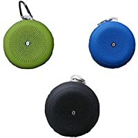 Byond B66 Compatible and Certified Mini Hanging / Shower/ Bathroom Speakers with Bluetooth, FM, Memory Card, AUX, Card Reader Function ( Get Mobile Charging Cable worth Rs 239 FREE & 180 days Replacement Warranty )