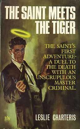 Leslie Charteris Meet The Tiger