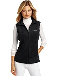 Columbia Women\'s Benton Springs Vest, Black, Medium