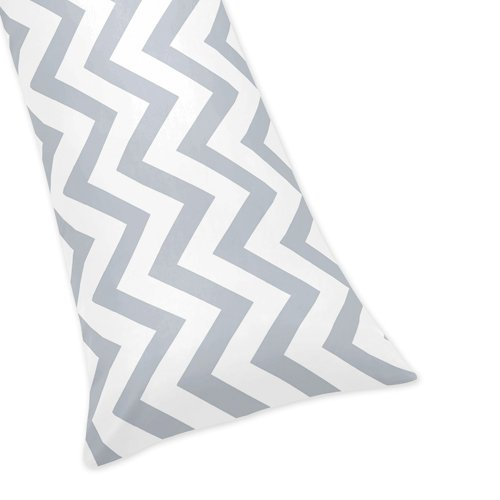 Gray Striped Bedding 6942 front