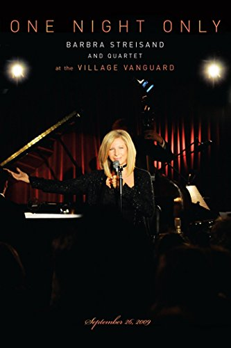 BARBRA STREISAND: ONE NIGHT ONLY