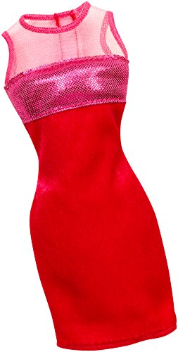 Barbie Fashions Dress, Color Block - 1