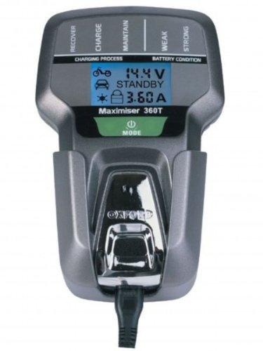Oxford Batterie- Akku- Ladegerät Maximiser 360T