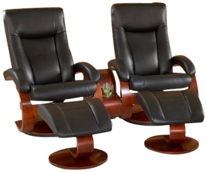 Swivel Recliner Chairs Contemporary 13406