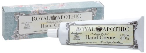 Royal アポセック hand cream CG cutting garden