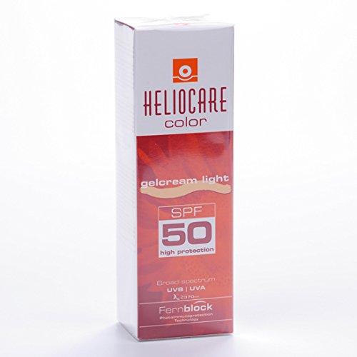 Heliocare Color Gelcream Light Spf50 50ml