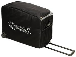Buy Diamond Sports Wheeled 2 Ball Bucket Bag by Diamond Sports