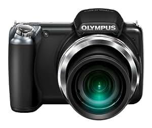 """Olympus - SP-810UZ Negra  -  14Mp, 36x, LCD 3.0"""", IS, HD"""
