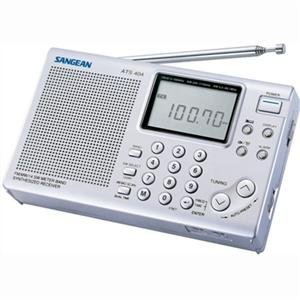 Sangean America, AM/FM Stereo SW Radio (Catalog Category: Home & Portable Audio / Personal & Internet Radios)