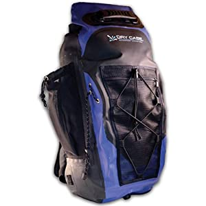 DryCASE Waterproof Scuba Diving, Snorkeling, and Water Sports Backpack by Dry Case