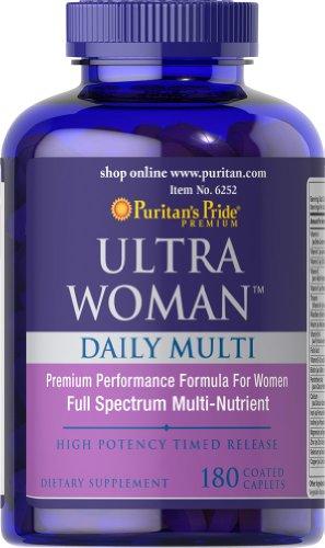 Mega Woman Vitamins
