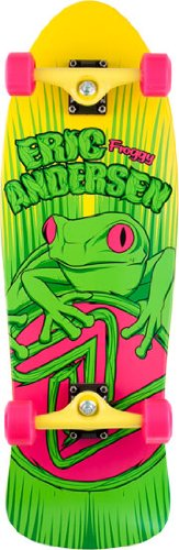Z-Flex Animal Series Eric Froggy Anderson Skateboard - 9.75x31.12