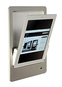idock Hoch weiss 230V Blende Glas weiss Lightning (iPad 4)