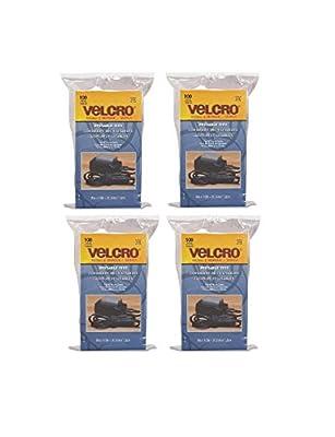 """VELCRO Brand - ONE-WRAP - 8"""" x 1/2"""" Ties,"""