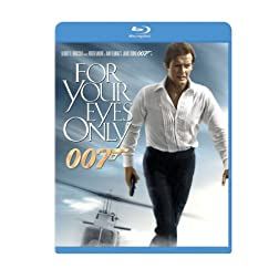 For Your Eyes Only (50th Anniversary Repackage) [Blu-ray]