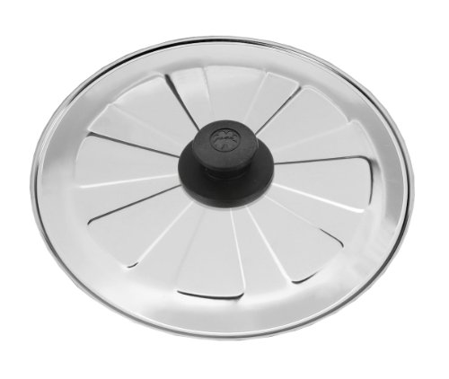 Ilsa 7301 - acciaio inossidabile pancake turner, 30 cm, argento