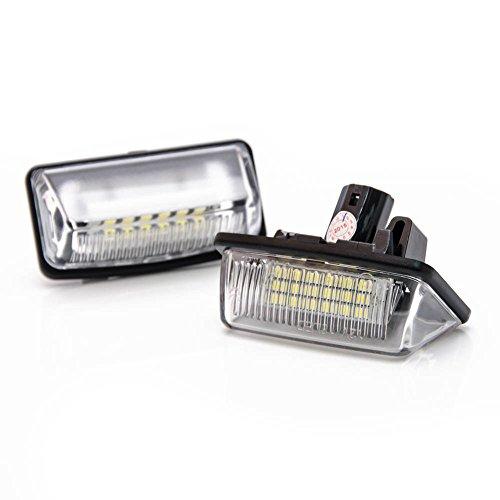 lightec24r-led-kennzeichenbeleuchtung-toyota-corolla-crown-noah-skarlet-vios-plugplay