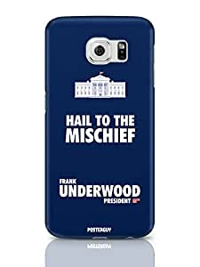 PosterGuy White House Frank Underwood House Of Cards TV Series Minimal Samsung Galaxy S6
