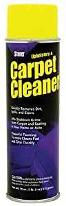 Stoner 91144 Upholstery and Carpet Cleaner - 18 oz.