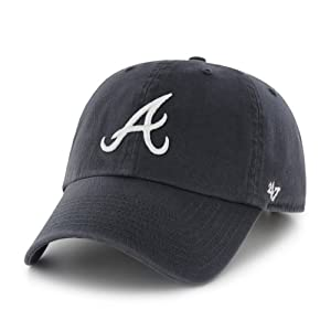 Atlanta Braves Clean Up Adjustable Cap