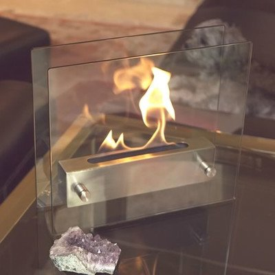 Nu-Flame卓上暖房 Irradia Tabletop Fireplace【並行輸入】