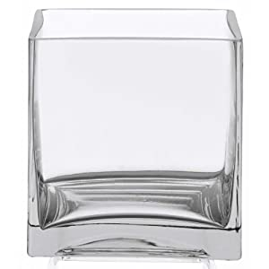 Pc Glass T Holder Block Clear