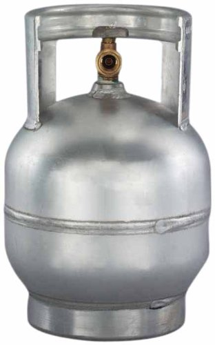Worthington 299889 10-Pound Aluminum Propane Cylinder With Type 1 With Overflow Prevention Device Valve (Propane Tanks 10 Pound compare prices)