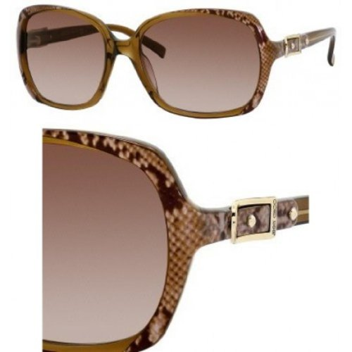 Jimmy Choo JIMMY CHOO SUNGLASSES JC LELA/S BROWN Y09JD JCLELA