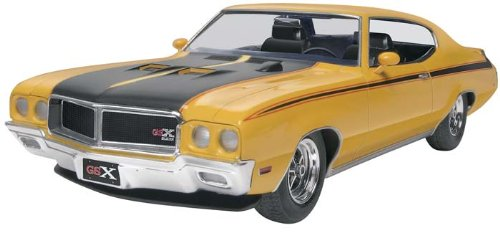 854030 1/24 '70 Buick Gsx front-71705